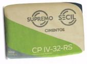 Cimento Supremo CP-IV